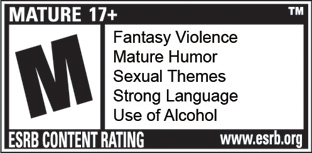 ESRB Rating Pending